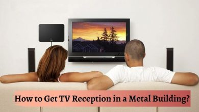 How to Get TV Reception in a Metal Building