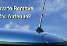 How to Remove Car Antenna