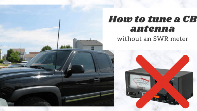 How to tune a CB antenna (1)