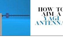 How to aim a Yagi antenna