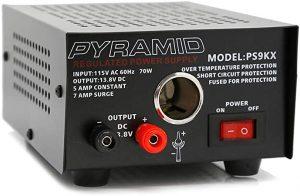 1. Pyramid PS9KX Universal Compact Bench_