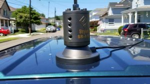 Magnetic-CB-Antenna