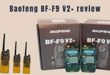 Baofeng BF-F9 V2+ review